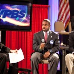 Citizens of the WPBS News Station interview PBS State Candidates